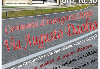 Una strada per  Augusto