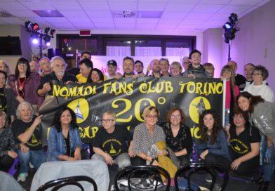 Gli auguri di Natale dei Nomadi al fan club
